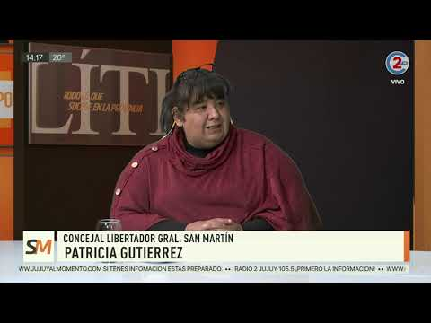 altText(Sobremesa: Patricia Gutiérrez)}