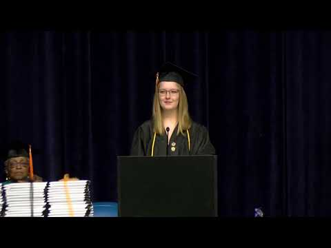 Lanphier High School Graduation 2018