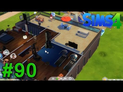 THE SIMS 4 ITA #90 - RISTRUTTURIAMO CASA - GAMEPLAY ITA