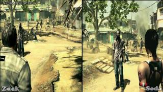 (PC) Resident Evil 5 Co-Op - Chapter 1-1 Part 1