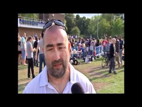 EFAF European Final 2011 - Sky Sports Highlights - London Blitz 29 - 7 Kragujevac Wild Boars