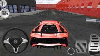 Aventador Driving Simulator (ANDROID) Gameplay