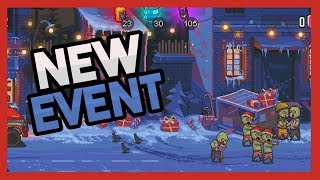 Dead Ahead: Zombie Warfare Gameplay (Part 45) NEW CHRISTMAS EVENT