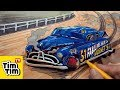 How To Draw Doc Hudson Crashed Badly Injured In CARS 3 | Easy Step-by-step Coloring Pages For Kids