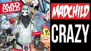 Смотреть клип Madchild - Crazy