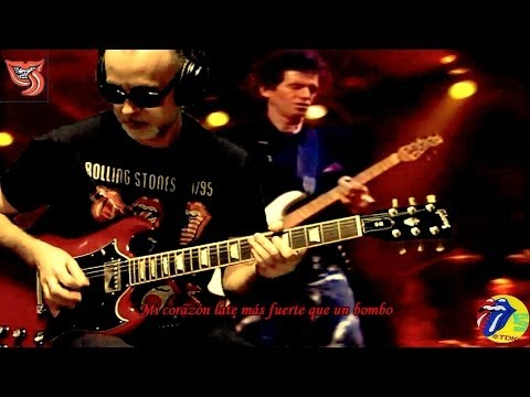 Bitch Subtitulada Español Rolling Stones & RollingBilbao Guitar cover HD