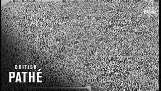 Hampden Park - Scotland V England (1962)