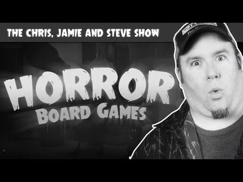 Steve&39;s Horror Board Game Recommendations