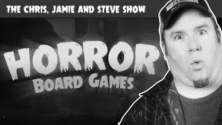 Steve's Horror Board Game Recommendations
