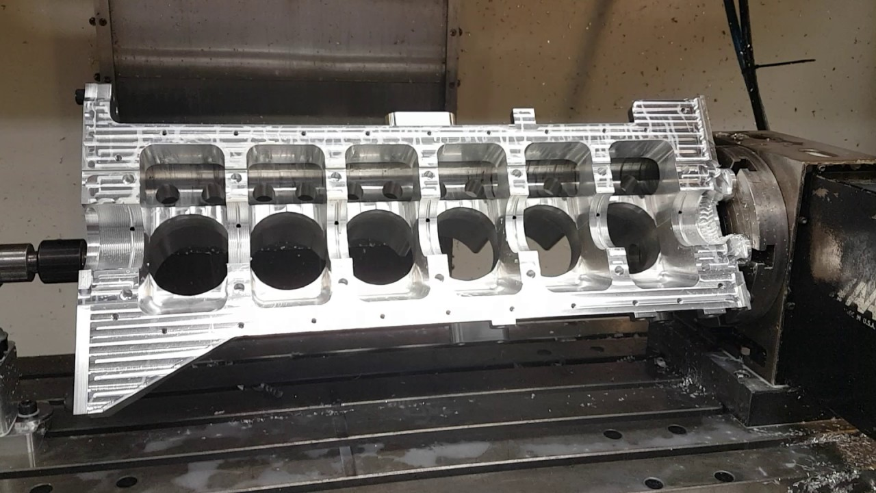 Holden 6 Billet Block