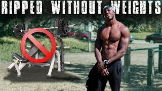 Are Calisthenics Better Than Weights For Getting Ripped ???
