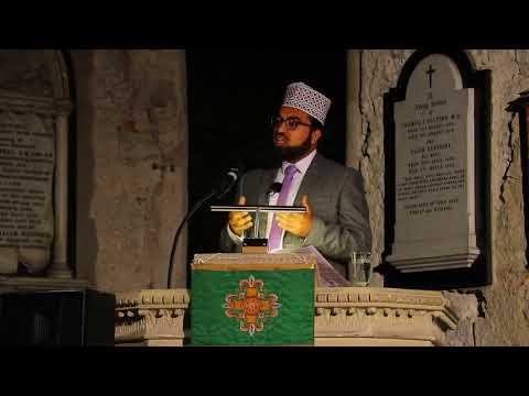 Shaykh Dr. Umar Al-Qadri - Limerick Civic Trust Autumn Lecture Series