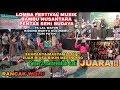 Sholawat Yalal Waton Turi Putih Angklung Rancak Wolu Festival Musik Bambu Nusantara Pentas Budaya  Mp3 - Mp4 Download