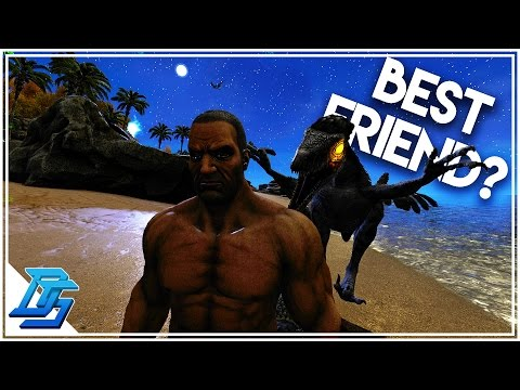 Ark: Survival Evolved -  How to tame Troodon , Second Try Faster Strat?
