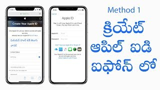 How to Create Apple ID on iPhone?   Step by Step Guide
