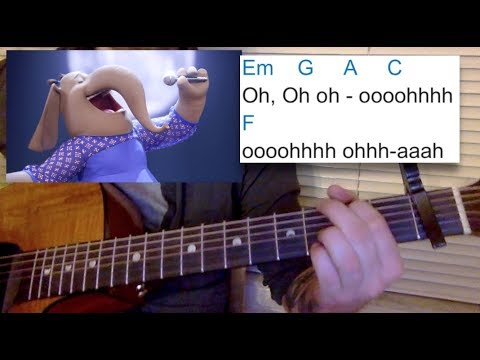 Learn to Play Don't You Worry About a Thing from Sing! on Guitar - Free Lesson!