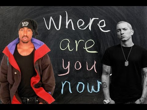 2Pac Ft. Eminem - Where Are You Now (NEW REMIX)