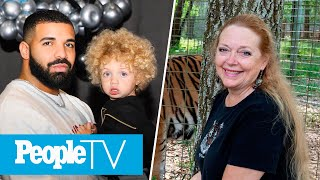 drake-shares-pics-son-breaking-tiger-king-portrayal-carole-baskin-peopletv