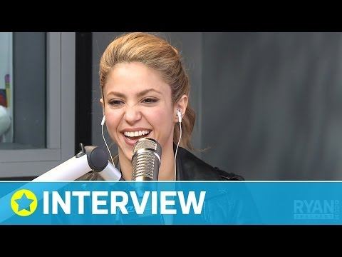 Shakira & Baby Milan I Interview I On Air with Ryan Seacrest