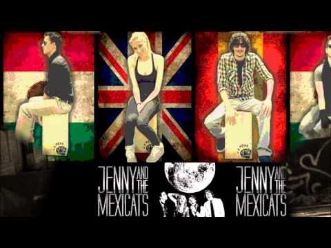 jenny y los mexicats verde mas alla
