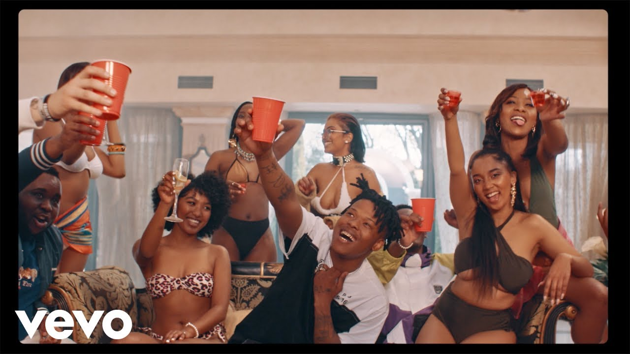 Nasty C, Lil Gotit, Lil Keed - Bookoo Bucks (Official Music Video)