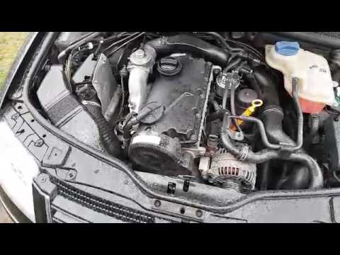 how to clean map mass air pressure sensor on 1 9tdi youtube rh youtube com 2001 Audi A4 Avant Chilton Manuals