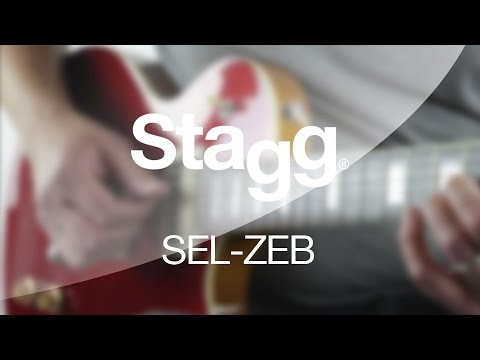 SEL-ZEB Electric Guitar | Stagg Music