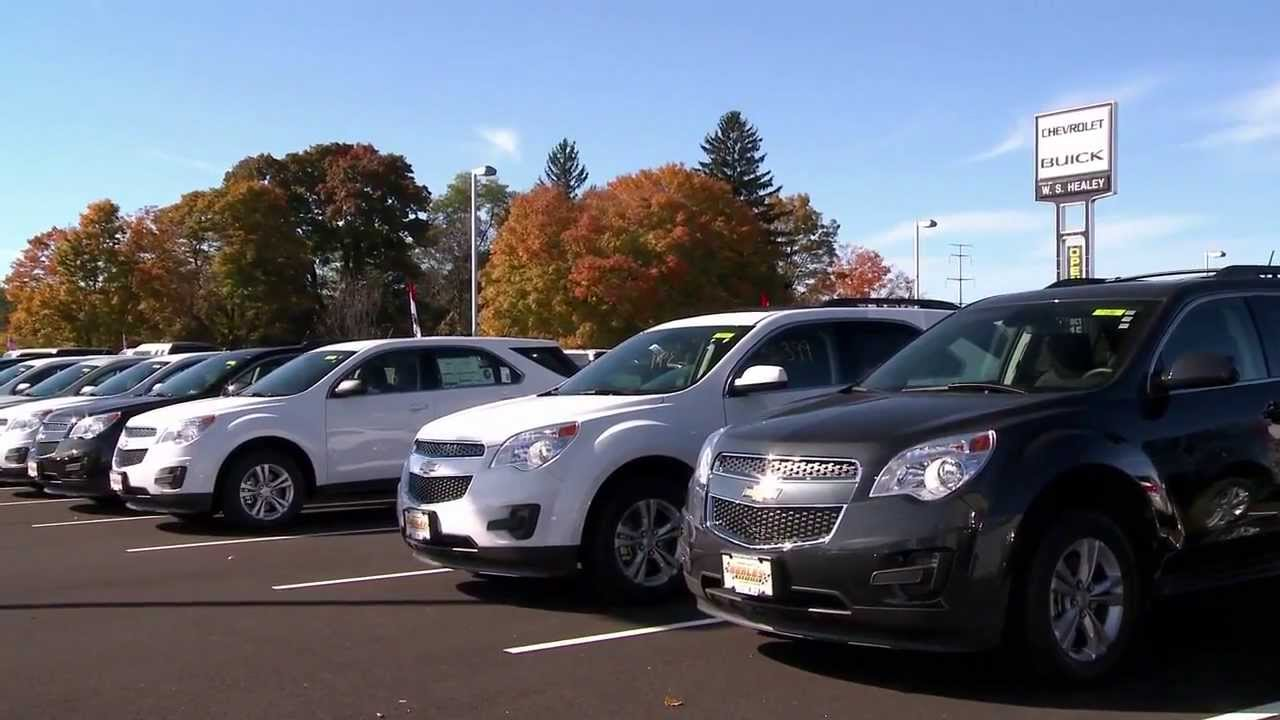 The All New W S Healey Chevrolet Buick In Middletown Ny Youtube