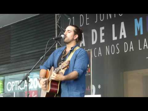 Andrés Suárez - Vuelve (Día de la Música) 21-6-2017