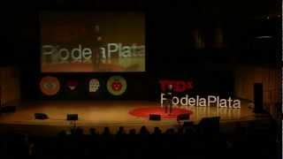 La fuerza de la lengua | Pedro Mairal | TEDxRiodelaPlata