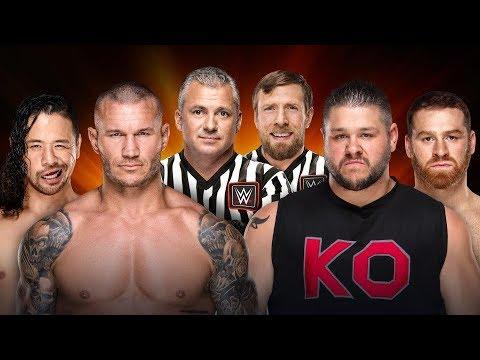 WWE Clash Of Champions 2017 Predictions