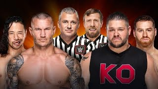 WWE Clash Of Champions 2017 Predictions