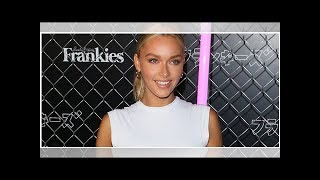 Camille Kostek Caught Twerking On The Sidelines Of A 'Sports Illustrated' Event On Instagram
