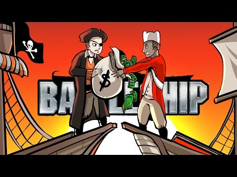 MONEY'S ON THE LINE, WHO WILL WIN?! - Battleship Gameplay Hide & Seek