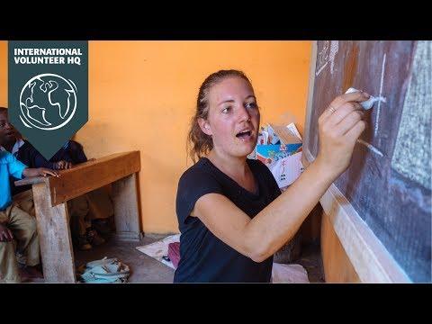 Volunteer in Tanzania with IVHQ