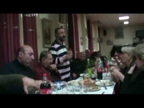 Тбилисский армянский театр в Париже - часть 3