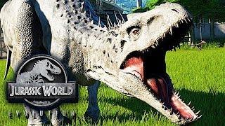 Jurassic World Evolution Gameplay German #29 - Neue kleine Insel