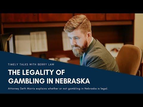 What Constitutes Legal Gambling in Nebraska? | Nebraska Defense Lawyers