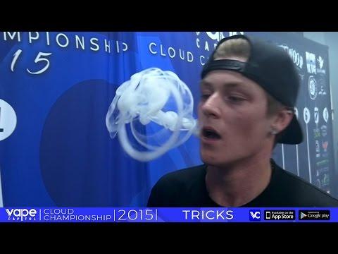VC Cloud Championships - Vaping Industries - Vape Tricks