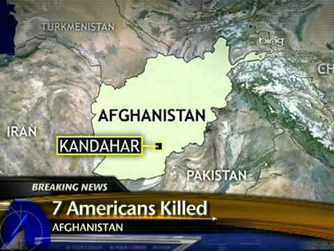 Afghan police attack kills 2 US troops