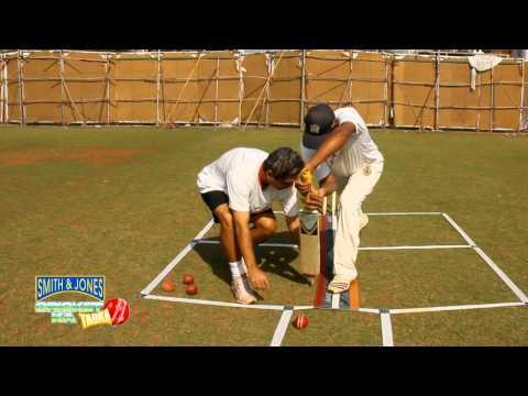 Cricket Practice:Forward Defence