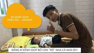 (Vlog #1) Học tiếng anh với trẻ từ sớm - Learning English with your child.