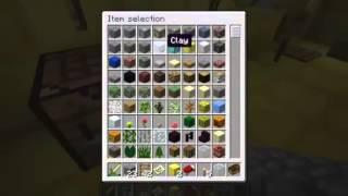 Minecraft Önemli İtemlerin Yapımı