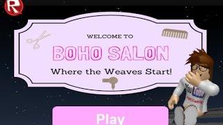 ROBLOX - TROLLING BEI BOHO SALON + BONUS!!!