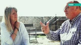 Diàlegs al castell: Sònia Mirambell, portaveu de la Coordinadora Calafell