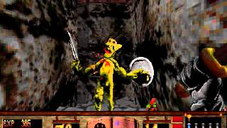 Witchaven [1995] [PC] Gameplay