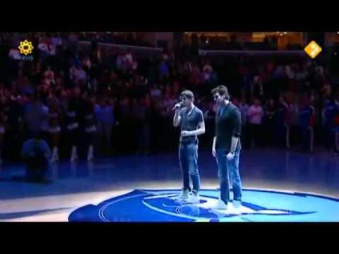 Nick & Simon   The Star Spangled Banner   The American Dream