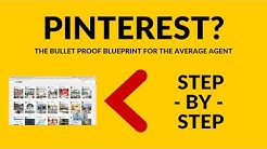 How to get started on Pinterest as a real estate agent