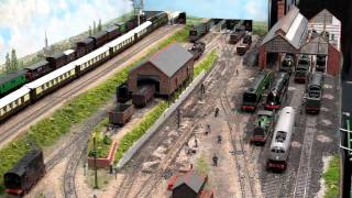 Festival of British Railway Modelling 2012 - Video Highlights