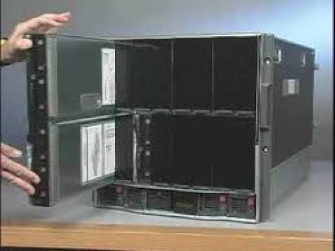 HP C7000 Blade Enclosure - OnBoard Administrator